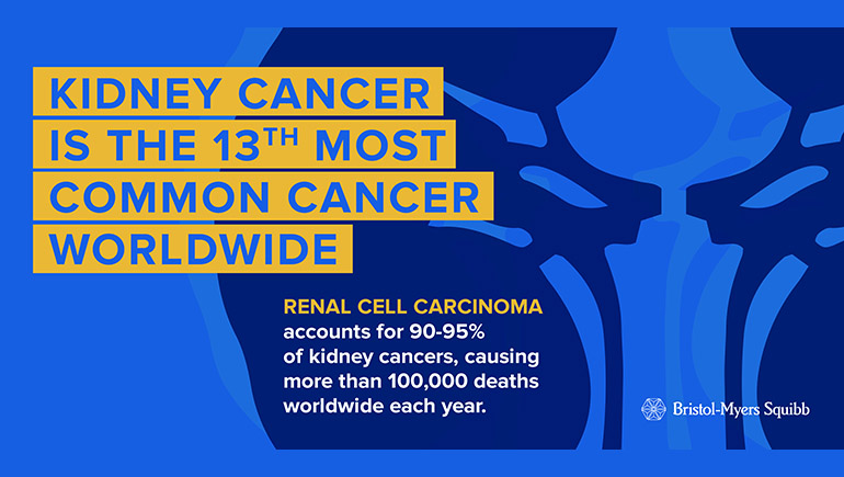 Did You Know There S A New Kidney Cancer Diagnosis Every 90 Seconds