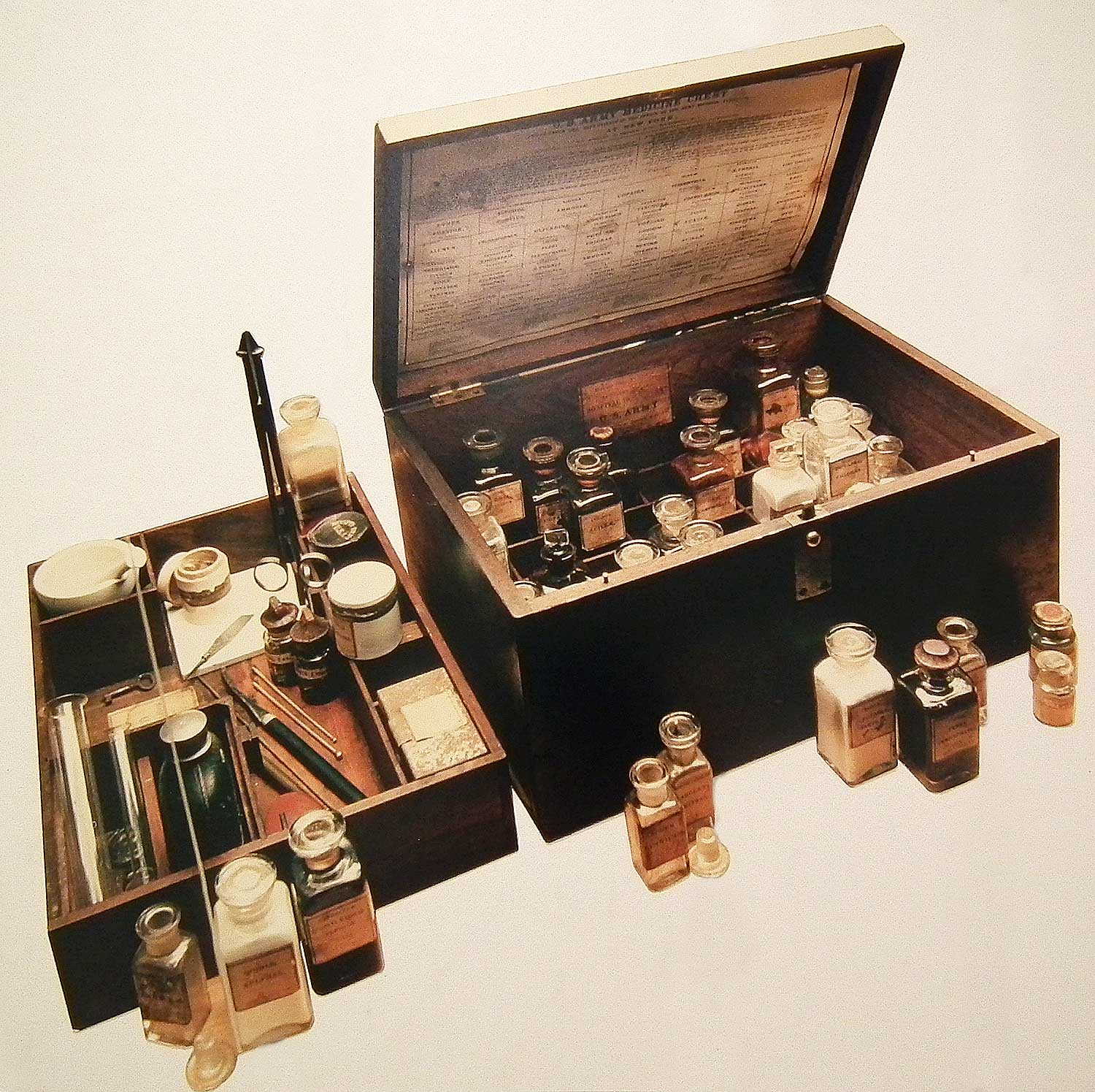 SQUIBB MEDICINE CHEST