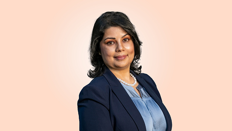 Saumya Pant, Director of Clinical Genomics and Genetics