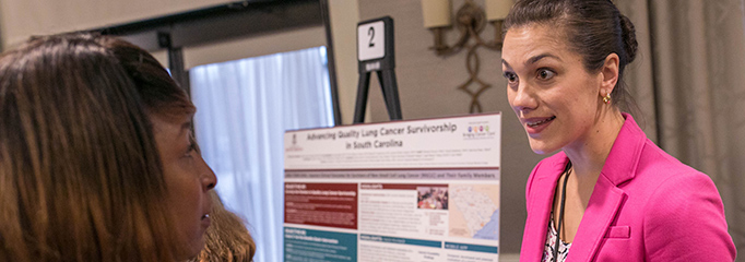 Grantee Presentation III: Survivorship Care Grantee Poster Session