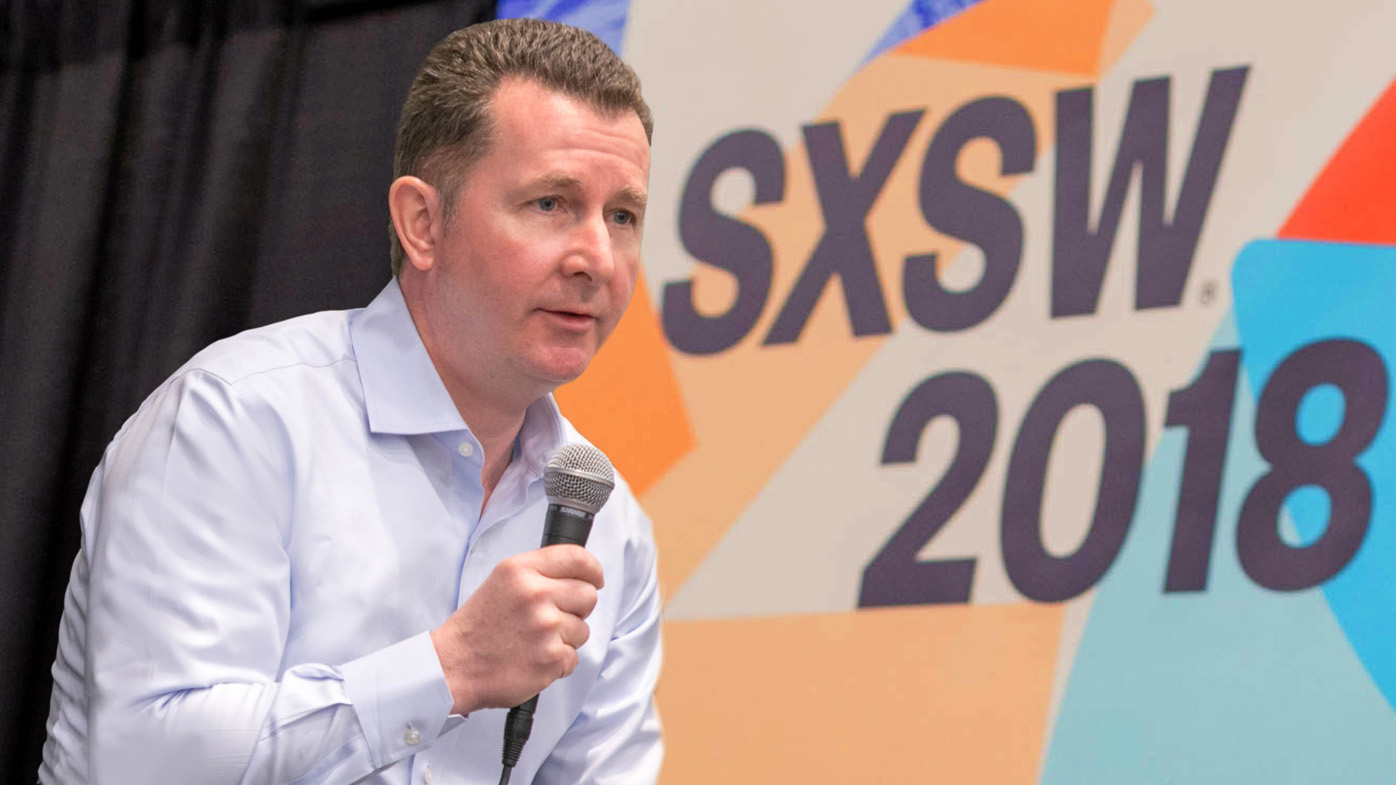Chief Commercial Officer Murdo Gordon speaks March 13 at South by Southwest panel.