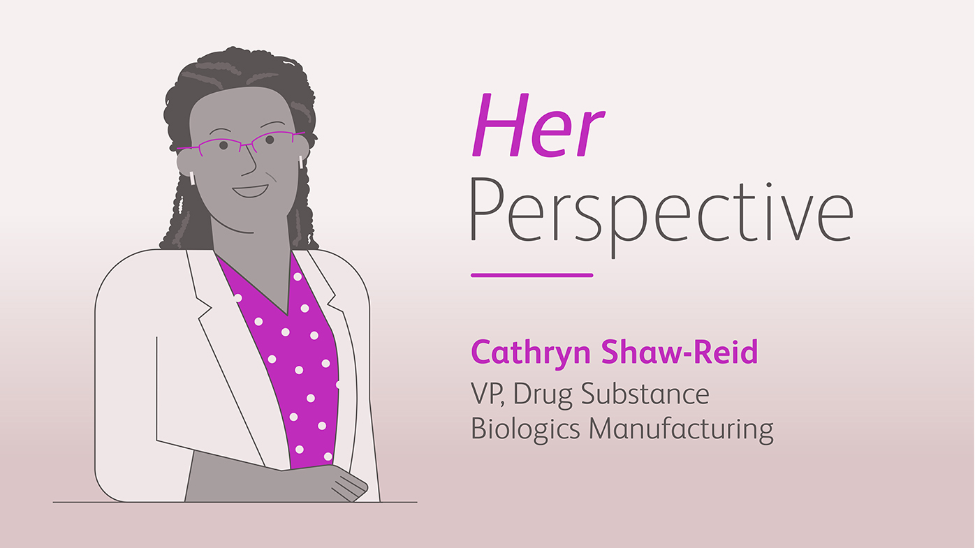 Leading with Flexibility and Authenticity: Advice from Cathryn Shaw-Reid
