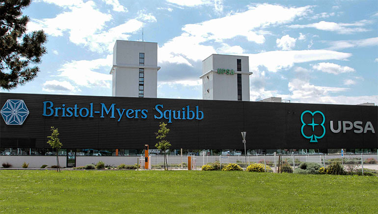 Bristol-Myers Squibb and UPSA