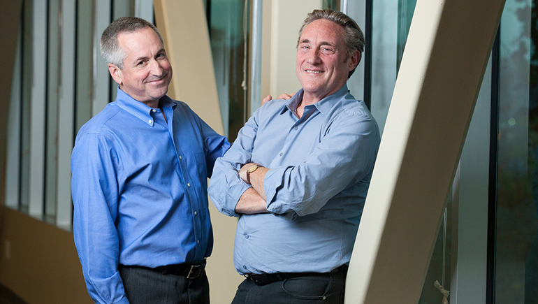 Nils Lonberg and Alan Korman, leading I-O researchers and formerly of Medarex, continue to work at Bristol-Myers Squibb today, leading the antibody drug discovery team in Redwood City, CA.