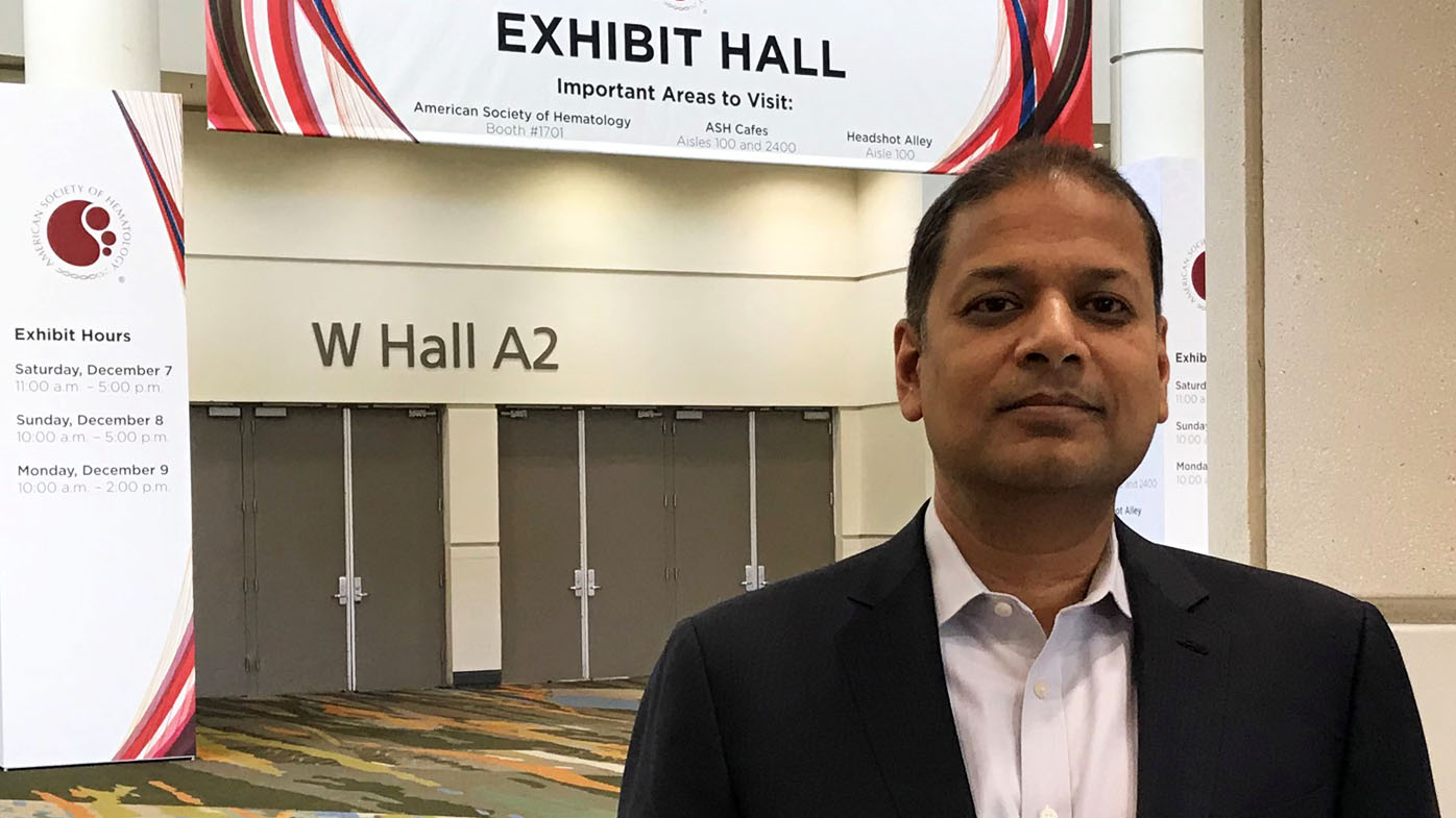 Samit Hirawat on 2019 ASH meeting